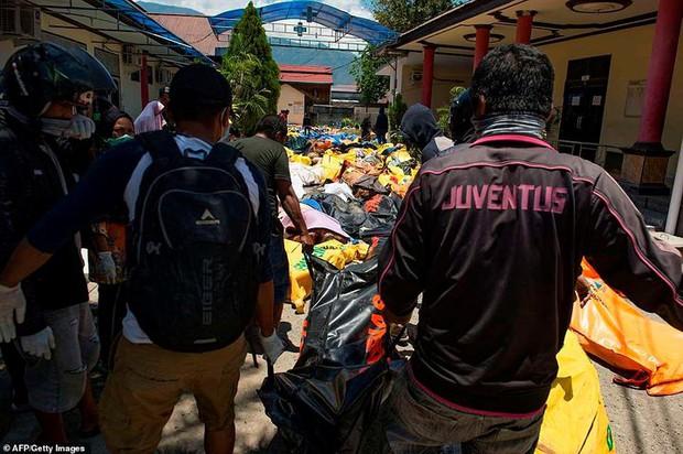 Toàn cảnh công tác cứu hộ trong thảm họa động đất sóng thần ở Indonesia - Ảnh 10.