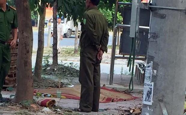 Vĩnh Phúc: Một phụ nữ tử vong trên đường sau khi được cho đồ ăn, nước uống - Ảnh 1.