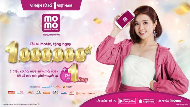 1 triệu cơ hội mua sắm giá chỉ từ 1 đồng bằng Ví MoMo - Ảnh 1.