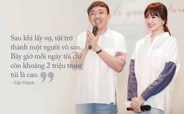 Trường Giang, Trấn Thành: Cuộc sống kết hôn với Nhã Phương và Hari Won - Ảnh 2.