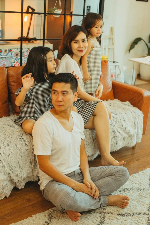 Lưu Hương Giang - Hồ Hoài Anh lần đầu chụp ảnh gia đình đủ 4 thành viên, hé lộ con gái hơn 2 tuổi lớn phổng phao - Ảnh 19.