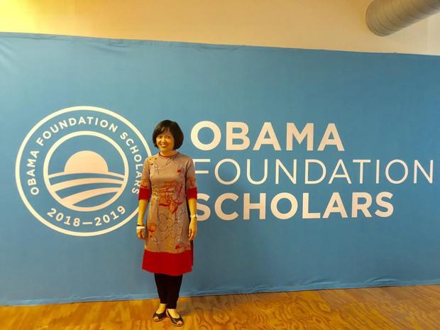 Gặp nữ Anh hùng Khí hậu nhận học bổng danh giá Quỹ Obama: Không chỉ người giàu và giỏi mới có thể bảo vệ môi trường - Ảnh 1.