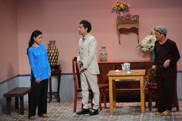 Trấn Thành - Gin Tuấn Kiệt tỏ tình cùng nhau trên sân khấu Ơn giời - Ảnh 6.