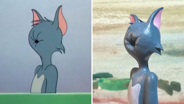 Trở về tuổi thơ với những khoảnh khắc đen đủi nhất của mèo Tom ngoài đời thực - Ảnh 6.