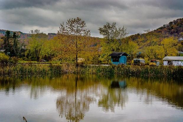 Công viên bỏ hoang Lake Shawnee: Xây dựng trên nghĩa địa của thổ dân bản xứ, hàng loạt cái chết xảy ra từ khi mới khánh thành - Ảnh 9.