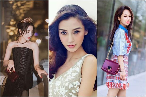 Netizen phản ứng như thế nào khi Địch Lệ Nhiệt Ba vượt mặt Trịnh Sảng - Angela Baby trở thành Nữ Thần Kim Ưng 2018? - Ảnh 1.