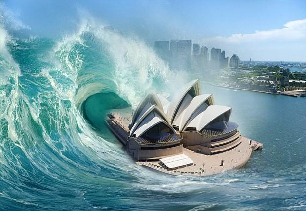 Chuyên gia cảnh báo Australia sẽ phải đối mặt với sóng thần cao tới 60m - Ảnh 1.