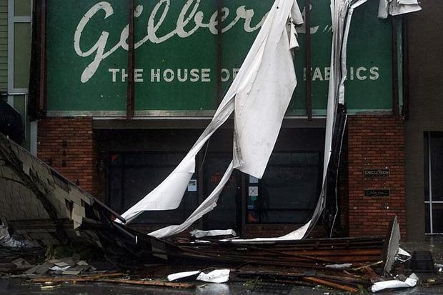 Siêu bão Michael đổ bộ vào Mỹ và Panama với sức tàn phá khủng khiếp - Ảnh 4.