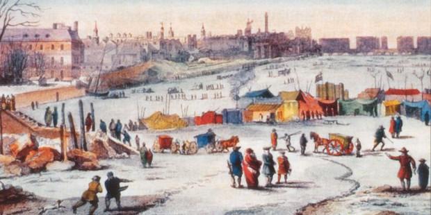 Tiểu băng hà - thời kỳ khiến Tây Âu chìm trong giá lạnh suốt hàng trăm năm và đây là lý do - Ảnh 1.
