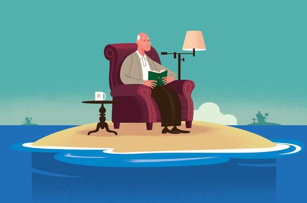 Nghịch lý thay khi xã hội càng phát triển, con người càng cảm thấy cô đơn - Ảnh 4.