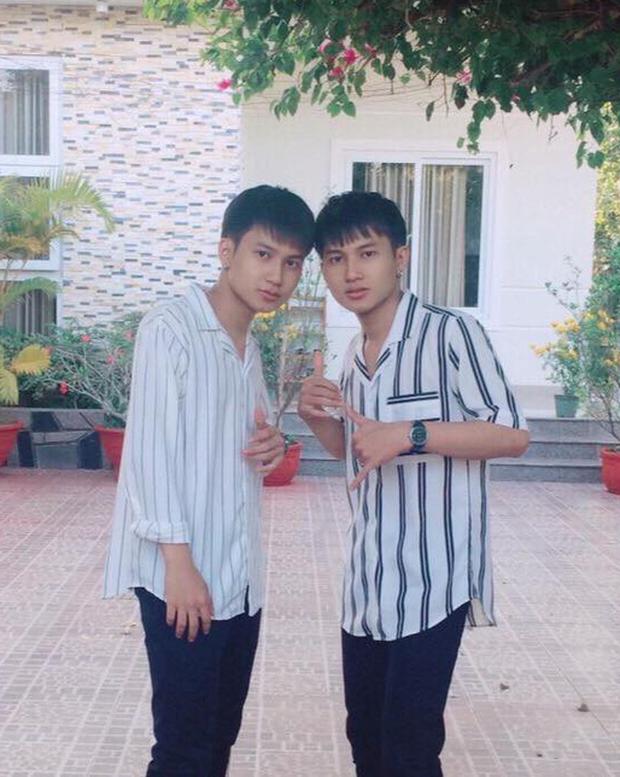 Nguyễn Trọng Tài Hongkong1 có anh trai sinh đôi thường xuyên bị fan nhận nhầm - Ảnh 1.