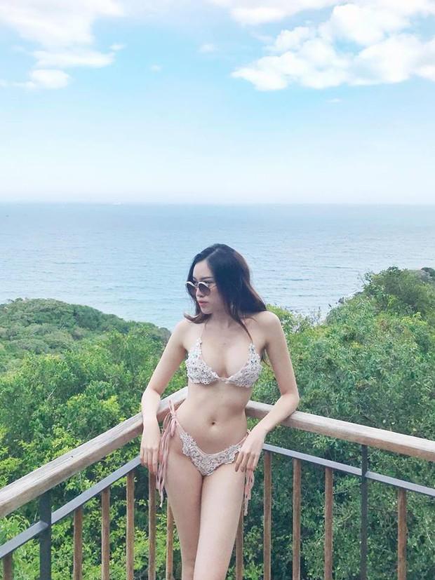 Khi các người đẹp của VTV khoe dáng với bikini: Quyến rũ, gợi cảm bất phân thắng bại! - Ảnh 7.