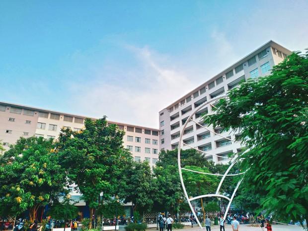 Bắc có ĐH Thăng Long, Nam có ĐH RMIT: Đây chắc chắn là 2 ngôi trường đẹp, sang chảnh, xịn sò nhất Việt Nam - Ảnh 3.