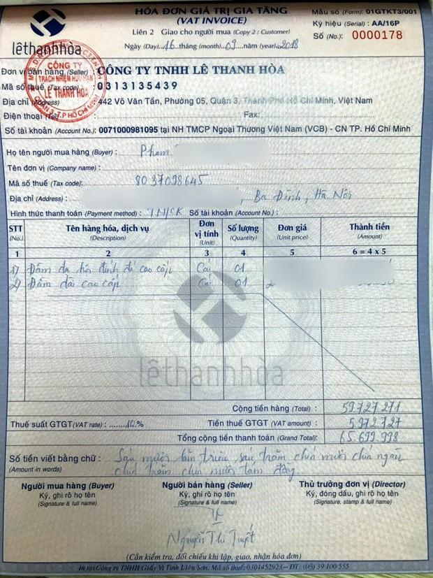 NTK Lê Thanh Hòa bức xúc vì công ty Kerry Express làm thất lạc gói bưu phẩm trị giá hơn 65 triệu đồng, nhưng chỉ đền 320k - Ảnh 3.