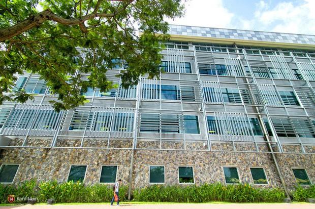 Bắc có ĐH Thăng Long, Nam có ĐH RMIT: Đây chắc chắn là 2 ngôi trường đẹp, sang chảnh, xịn sò nhất Việt Nam - Ảnh 15.