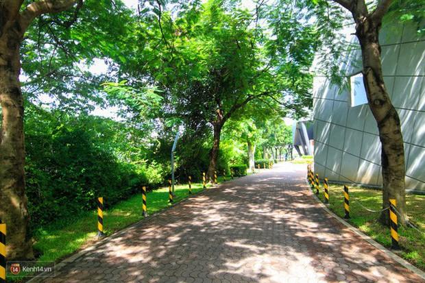 Bắc có ĐH Thăng Long, Nam có ĐH RMIT: Đây chắc chắn là 2 ngôi trường đẹp, sang chảnh, xịn sò nhất Việt Nam - Ảnh 17.
