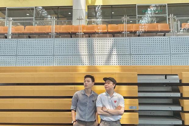 Bắc có ĐH Thăng Long, Nam có ĐH RMIT: Đây chắc chắn là 2 ngôi trường đẹp, sang chảnh, xịn sò nhất Việt Nam - Ảnh 21.