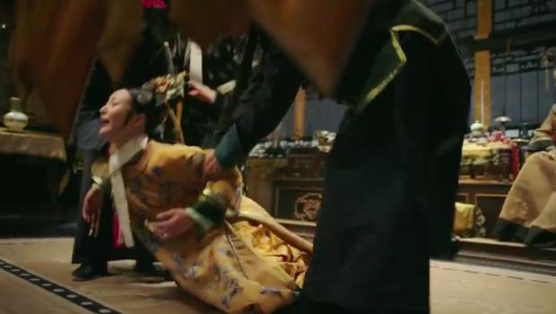 Như Ý truyện: Thái Hậu Chân Hoàn - Hải Lan vạch tội Lệnh Phi, bắt ả dập đầu từng người đã bị giết - Ảnh 15.