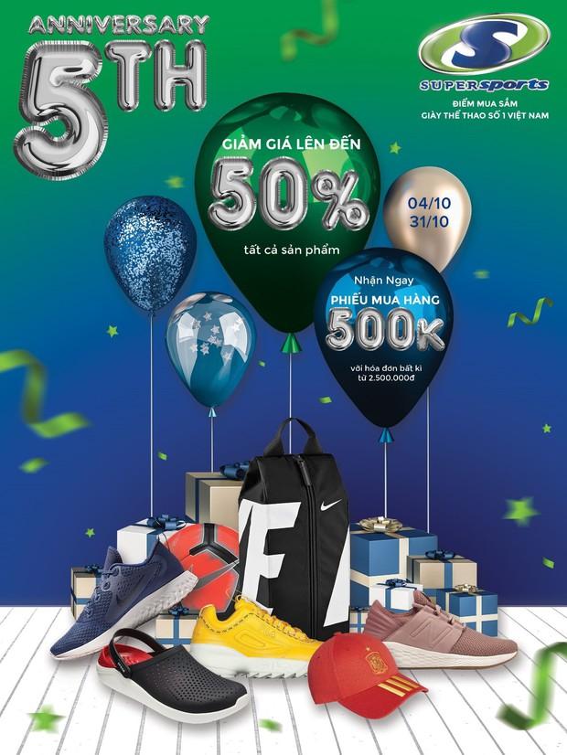 F5 ngay tủ đồ của bạn với những món đồ đến từ các thương hiệu thời trang thể thao lớn - Ảnh 3.