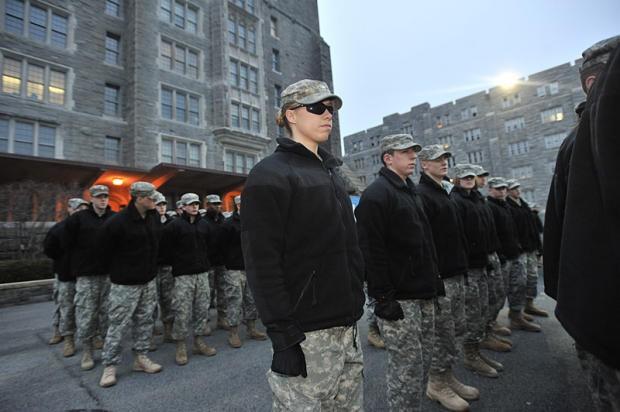 Khám phá bên trong Học viện Quân sự Hoa Kỳ, nơi đào tạo những công dân Mỹ hoàn hảo nhất - Ảnh 6.