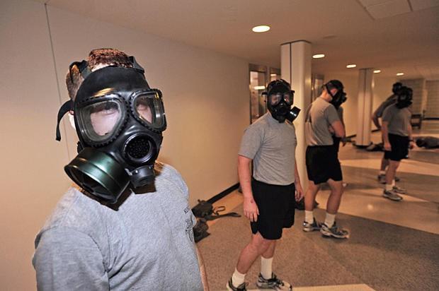 Khám phá bên trong Học viện Quân sự Hoa Kỳ, nơi đào tạo những công dân Mỹ hoàn hảo nhất - Ảnh 3.