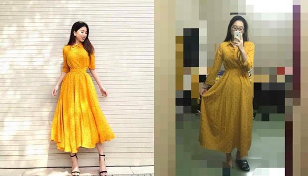 Loạt ảnh 1 chiếc váy 2 số phận là bài học kinh điển ai cũng nên biết về tai nạn mua hàng online - Ảnh 11.