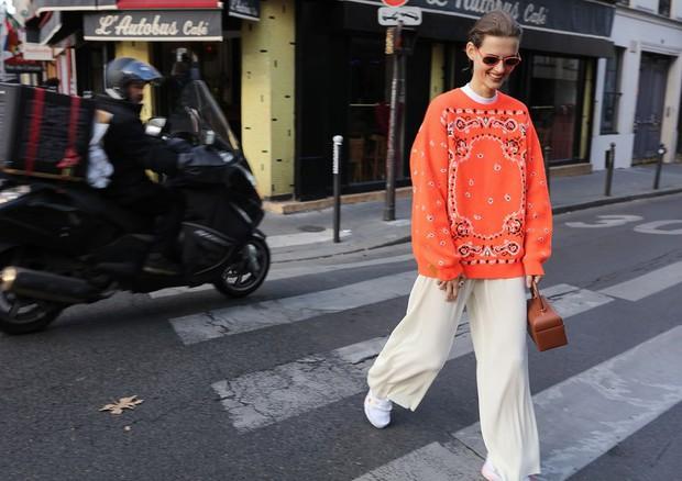 Nhìn qua loạt street style đỉnh nhất Tuần lễ thời trang Xuân-Hè 2019, chắt lọc được ngay 8 xu hướng này - Ảnh 13.