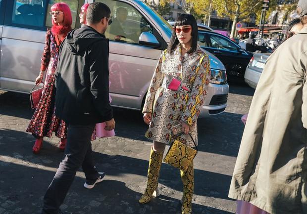 Nhìn qua loạt street style đỉnh nhất Tuần lễ thời trang Xuân-Hè 2019, chắt lọc được ngay 8 xu hướng này - Ảnh 3.