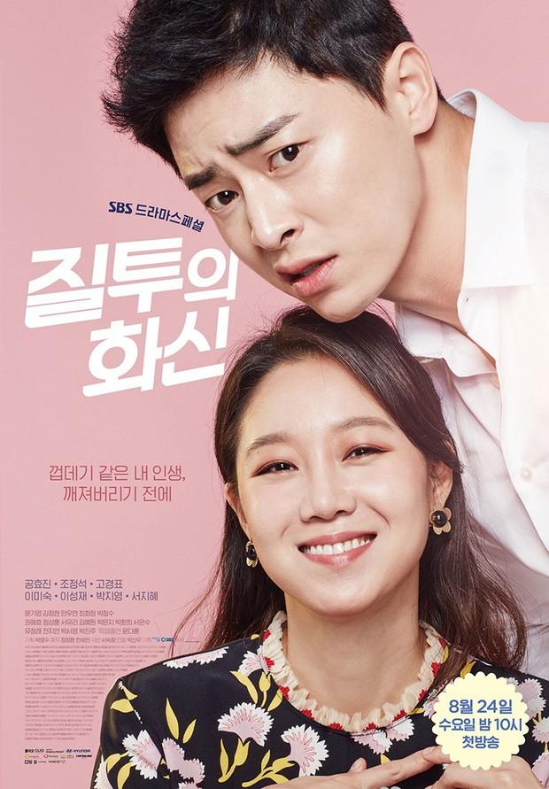 6 nữ chính huyền thoại sở hữu cá tính vạn người mê trong phim truyền hình Hàn Quốc - Ảnh 12.
