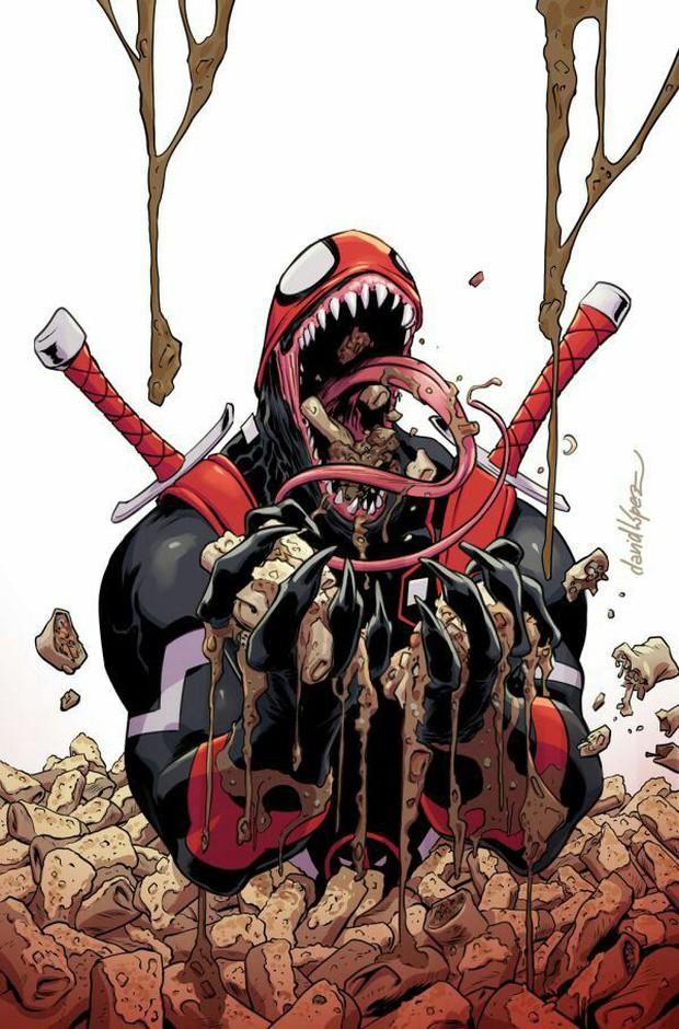 Venom: Phản anh hùng đáng sợ nhất trong vũ trụ Marvel là đây! - Ảnh 2.