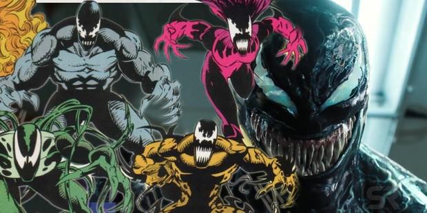 Venom: Phản anh hùng đáng sợ nhất trong vũ trụ Marvel là đây! - Ảnh 6.