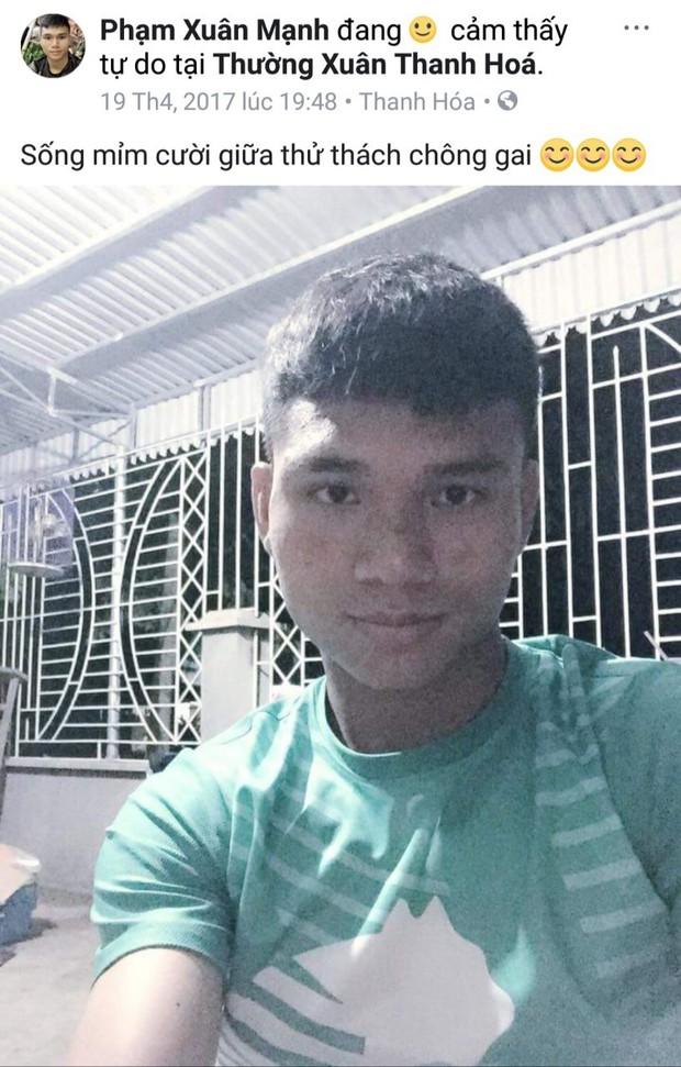 Không còn nghi ngờ gì nữa, Phạm Xuân Mạnh của U23 Việt Nam chính là chàng cầu thủ chỉ cần thở nhẹ là ra cả rổ quote - Ảnh 8.