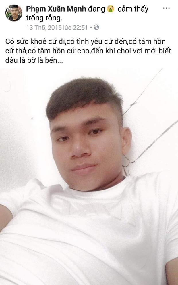 Không còn nghi ngờ gì nữa, Phạm Xuân Mạnh của U23 Việt Nam chính là chàng cầu thủ chỉ cần thở nhẹ là ra cả rổ quote - Ảnh 6.