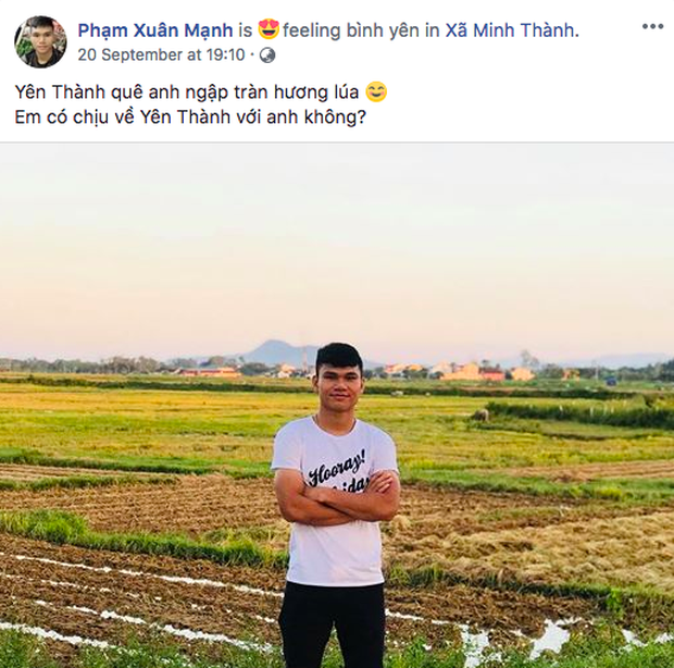 Không còn nghi ngờ gì nữa, Phạm Xuân Mạnh của U23 Việt Nam chính là chàng cầu thủ chỉ cần thở nhẹ là ra cả rổ quote - Ảnh 4.