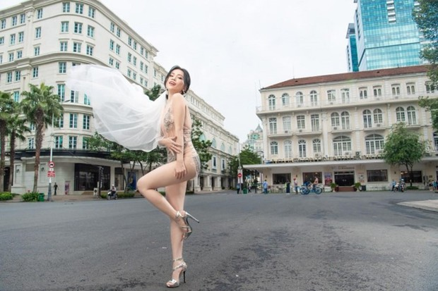 Sĩ Thanh chính thức lên tiếng xin lỗi về bộ ảnh cưới phản cảm, thừa nhận chỉ là chiến dịch quảng cáo - Ảnh 2.