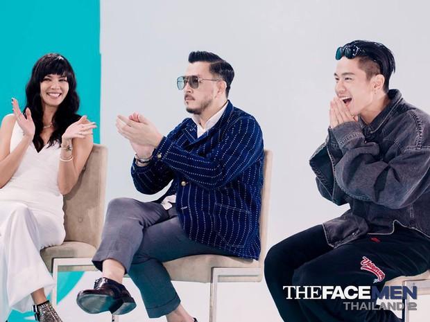 Bị chê nhạt, HLV The Face Men Thái liền bắt học trò cởi phăng áo diễn cảnh... đam mỹ - Ảnh 6.
