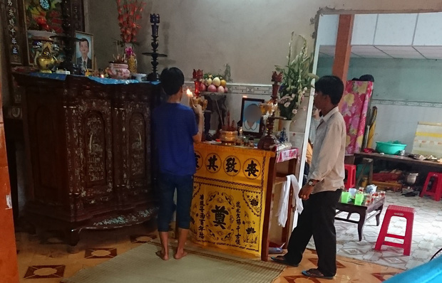 Vụ 2 học sinh tử vong vì dây điện rơi trúng: Ông ngoại sốc nặng khi hay tin dữ, đám hỏi chị gái thành lễ tang em trai - Ảnh 3.