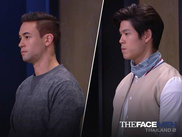 Vừa bật khóc nức nở, HLV The Face Men Thái lại thay đổi 180 độ nhanh chóng cười tươi - Ảnh 3.