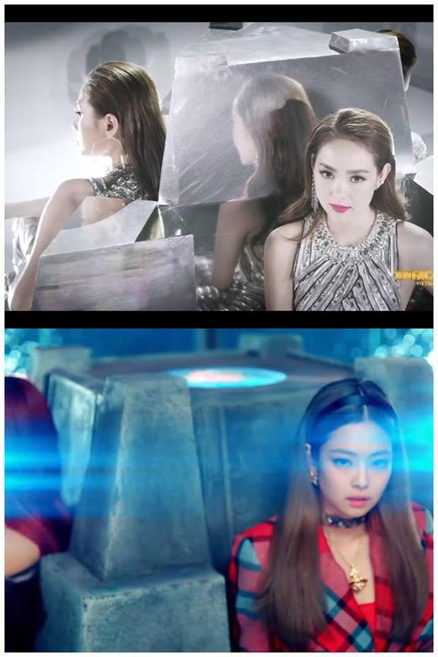 Xem hình hiệu The Face Vietnam 2018 mà khán giả cứ ngỡ đang coi MV của... Black Pink! - Ảnh 8.