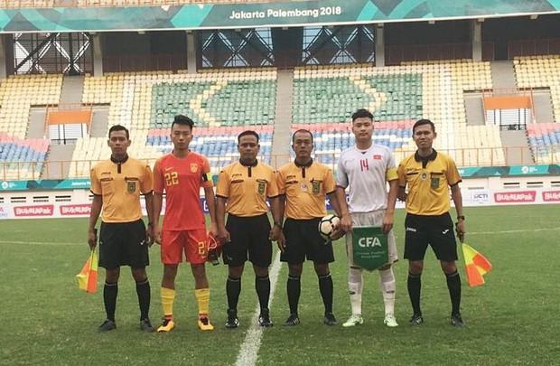 Hot boy Nhâm Mạnh Dũng ghi bàn, U19 Việt Nam bất ngờ đả bại U19 Trung Quốc - Ảnh 2.