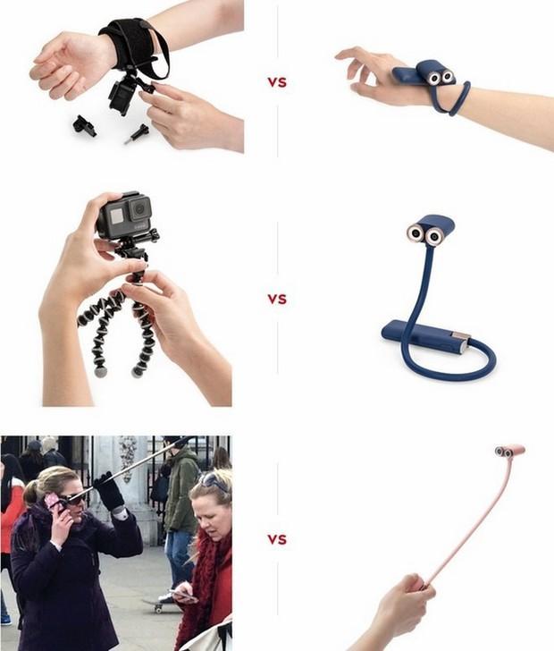 Chẳng cần phải mang theo smartphone hay máy ảnh, chỉ cần dụng cụ thần thánh này là có thể bao trọn ảnh selfie rồi - Ảnh 6.
