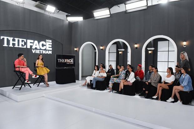 The Face: Trương Thanh Long gây khó dễ cho team Võ Hoàng Yến - Ảnh 1.