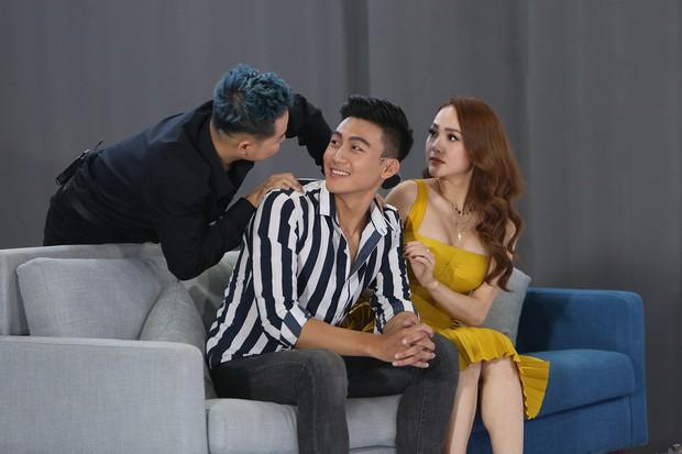 The Face: Trương Thanh Long gây khó dễ cho team Võ Hoàng Yến - Ảnh 4.