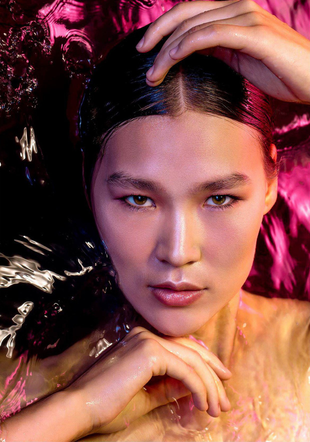 Chụp hình chân dung dưới nước, Next Top Mông Cổ liệu có vượt qua phiên bản Việt Nam? - Ảnh 3.
