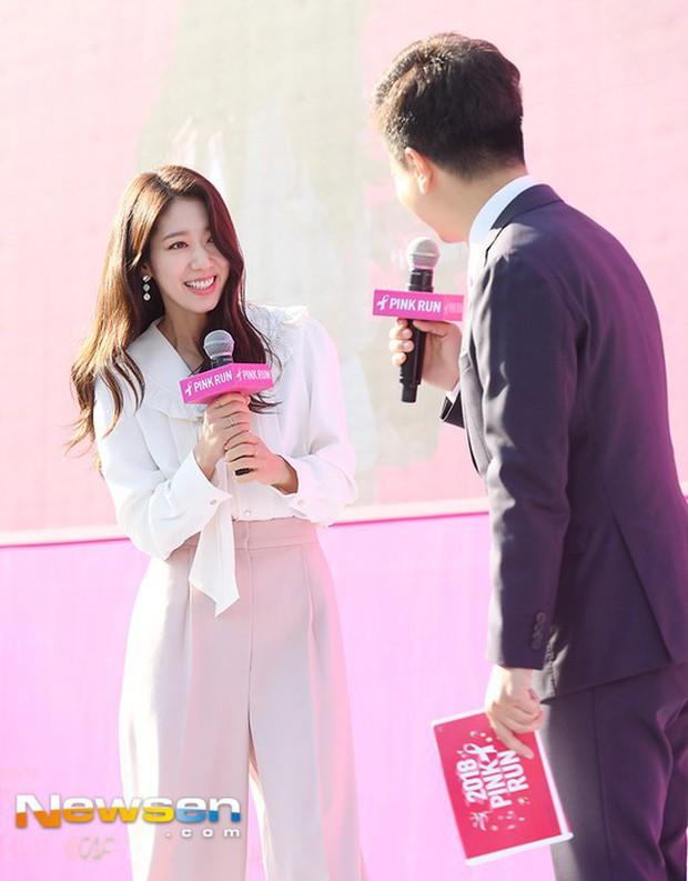 Cứ bảo nhan sắc Park Shin Hye quá thường, nhưng loạt ảnh đẹp mê mẩn của cô hôm nay lại chứng tỏ điều ngược lại - Ảnh 4.