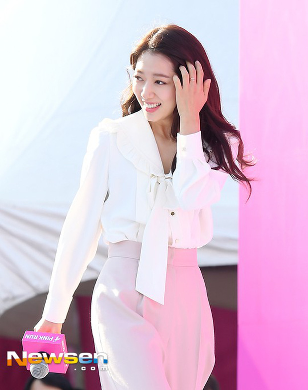 Cứ bảo nhan sắc Park Shin Hye quá thường, nhưng loạt ảnh đẹp mê mẩn của cô hôm nay lại chứng tỏ điều ngược lại - Ảnh 3.