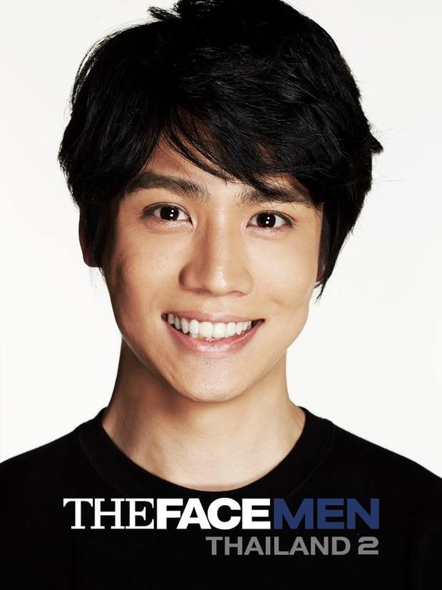 Bạn sẽ bất ngờ nếu biết tuổi thật của mỹ nam The Face Men Thái này! - Ảnh 1.