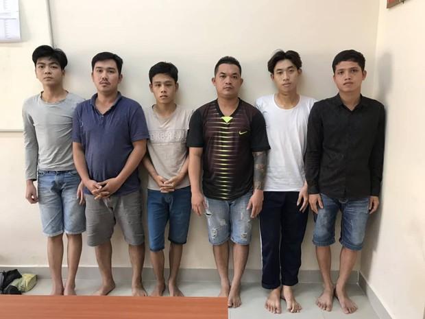 Vụ giang hồ hỗn chiến kinh hoàng ở cầu Nhị Thiên Đường tại Sài Gòn: Khởi tố, bắt giam 6 đối tượng - Ảnh 1.