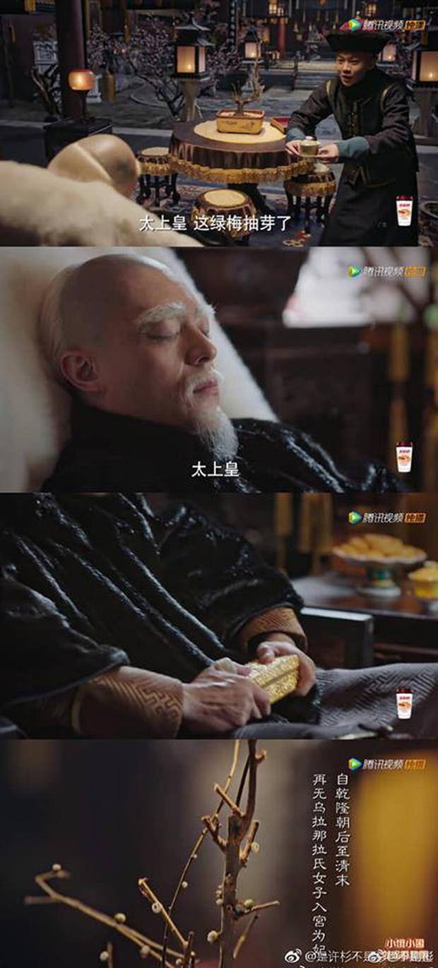 Tập cuối Hậu Cung Như Ý Truyện: Như Ý chết, vua Càn Long khổ sở cả đời- Ảnh 4.