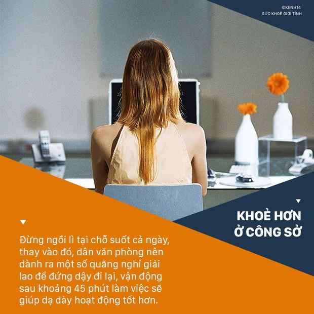 Không sửa ngay 6 thói quen này từ sớm thì dân văn phòng có nguy cơ cao mắc bệnh về dạ dày - Ảnh 9.